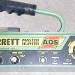 Garrett Master Hunter ADS metal detector