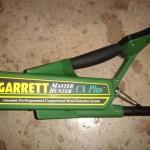 Garrett Master Hunter CX plus