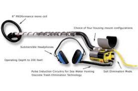 Garrett SeaHunter Mark 2 underwater detector cheap