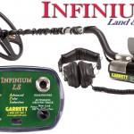 Garrett infinium detectors