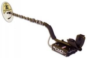 Whites Gold Master GMZ metal detector